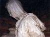 Rekonstrukcja ręki Matki Boskiej w Piecie - przed