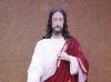 Rekonstrukcja i odnowienie figury Jezusa - po