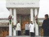 Stacja V Kalwarii Rokitnieńskiej - Jezus przed Annaszem