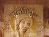 Korona na koronację Matki Bożej Nieustającej Pomocy i Dzieciątka