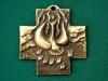 Krzyżyk z Duchem Św. na bierzmowanie