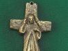 Krzyżyk z Miłosierdziem Bożym