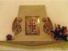 Anioły prze tabernakulum